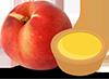 Pears & custard